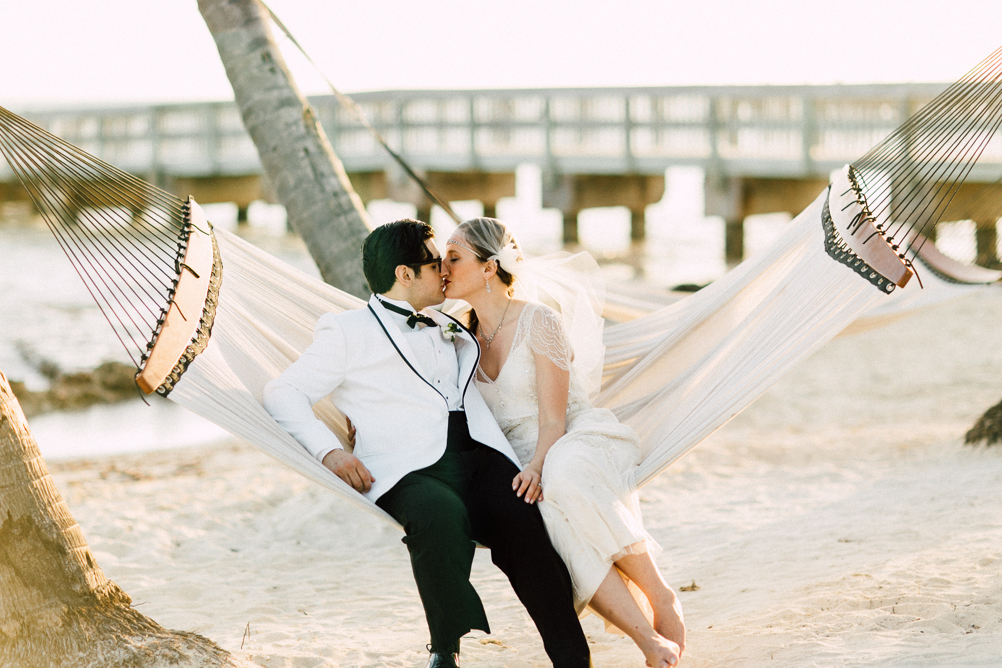 Old World Glamour Wedding In Key West