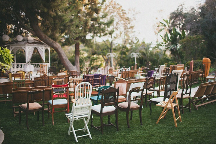 10 Wedding Ceremony Chair Ideas Worth Considering