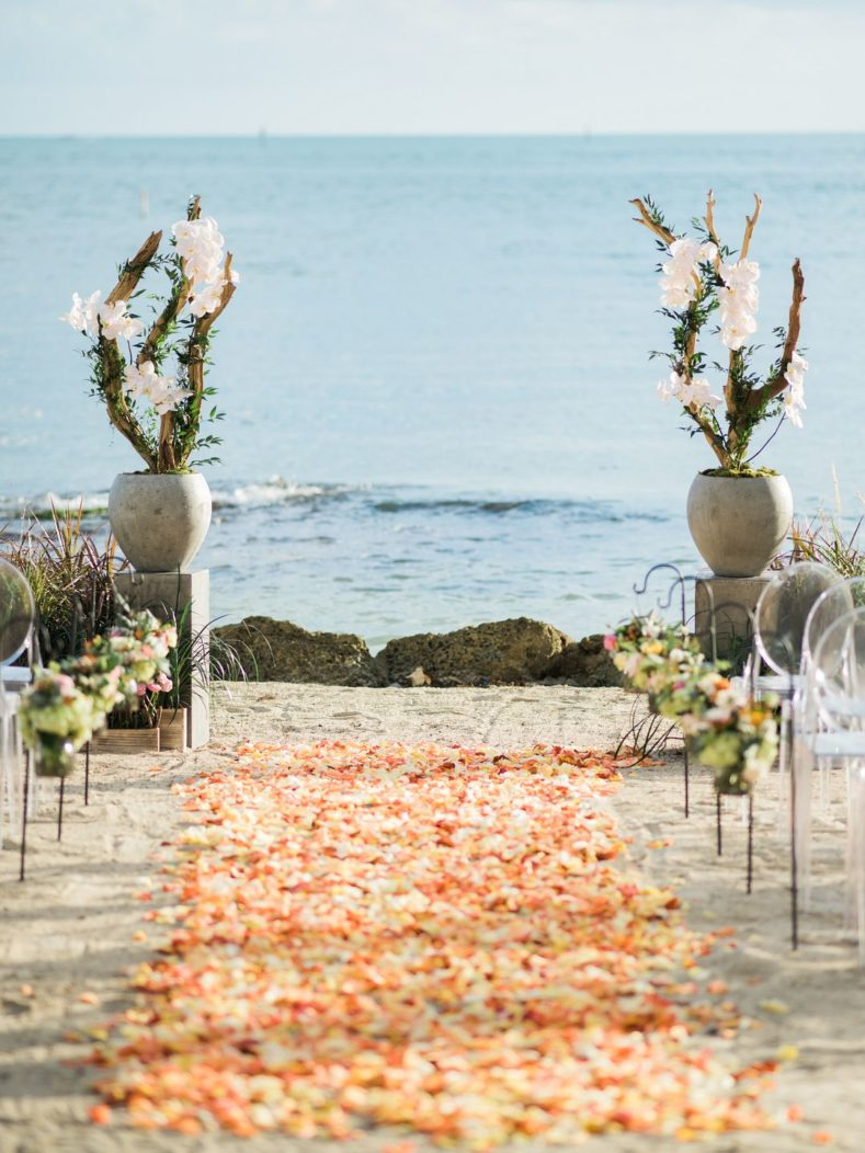 intimate wedding key west