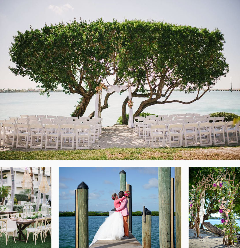 hawks cay wedding
