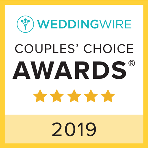 Wedding Wire Couples' Choice Awards 2018 Destination Wedding Studio