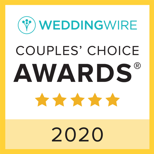 Wedding Wire Couples' Choice Awards 2020 Destination Wedding Studio