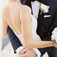 Effortlessly Chic Beach Wedding