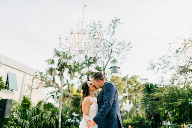 havana inspired key west wedding